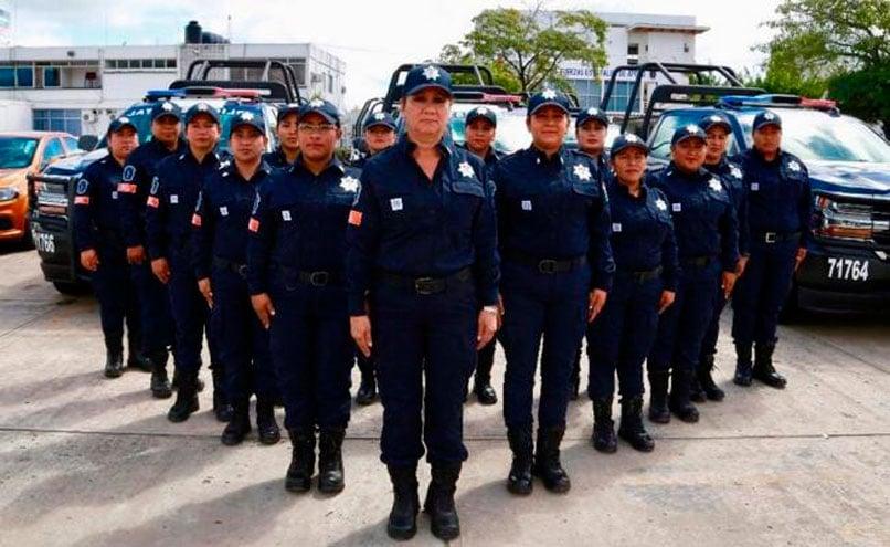 Para estudiar policía