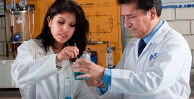 dónde estudiar ingeniería química