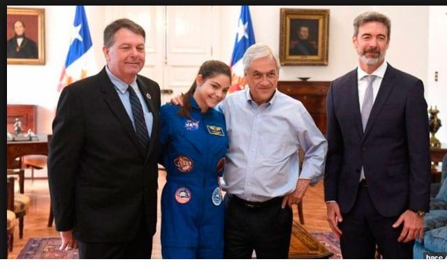 que estudiar para ser astronauta