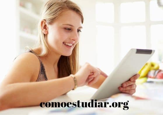Como Estudiar en Linea Rapido