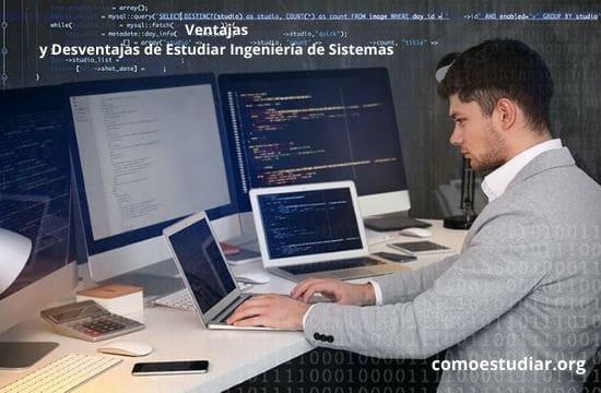 Ventajas y Desventajas de Estudiar Ingeniería de Sistemas
