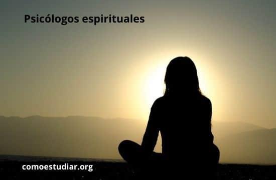 Psicólogos espirituales