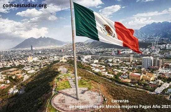 carreras de Ingenierías en México