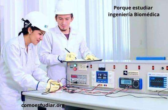 Donde estudiar ingeniería biomédica en México